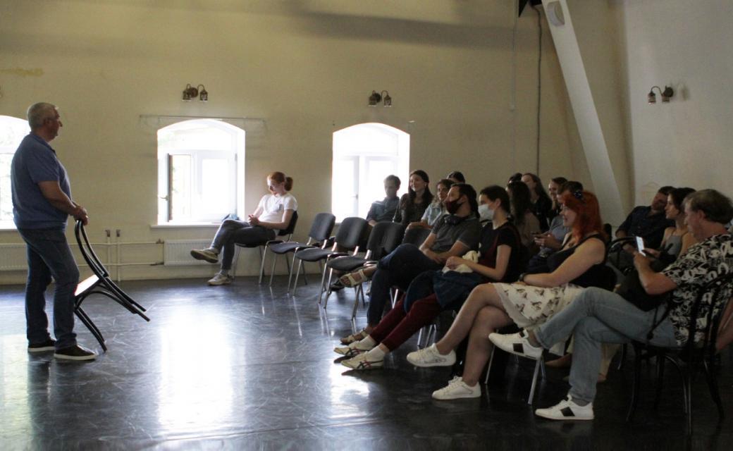 Сбор труппы театра 2021